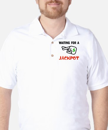 VIDEO POKER IS FUN Golf Shirt