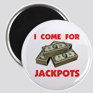 "VIDEO POKER IS FUN 2.25"" Magnet (100 pack)"