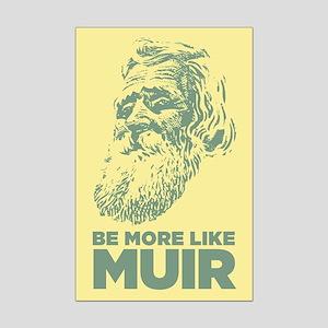 11x17 John Muir Poster