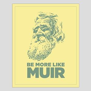 16x20 John Muir Small Poster