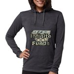 Infinite Funds Money Stack Long Sleeve T-Shirt