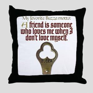 Favorite Throw Pillow
