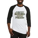 Infinite Funds Money Stack Baseball Jersey