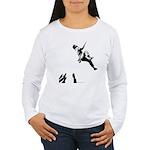 Bouldering Women's Long Sleeve T-Shirt
