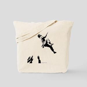 Bouldering Tote Bag