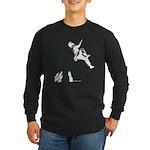 Bouldering Long Sleeve Dark T-Shirt