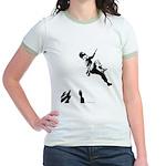 Bouldering Jr. Ringer T-Shirt