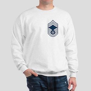 USAF CMSgt 3rd Sweatshirt