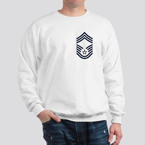USAF CMSgt 9th Sweatshirt