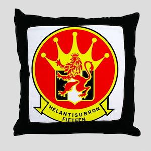 HS-15 Throw Pillow