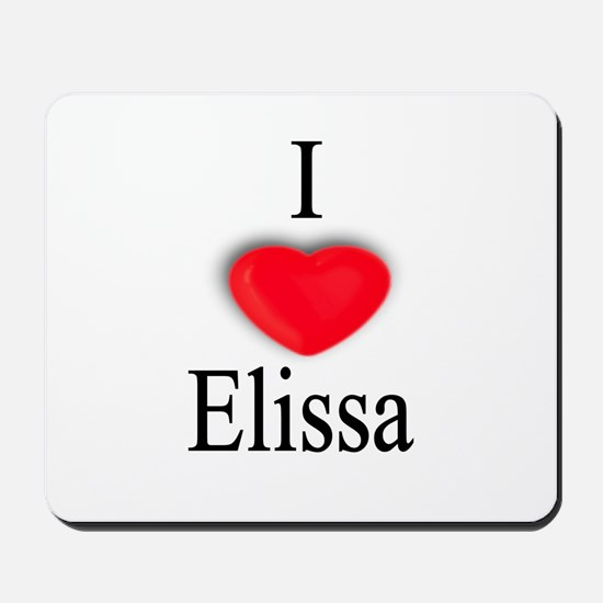 Elissa Mousepad