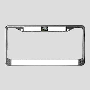 Malibu Classic Wagon License Plate Frame