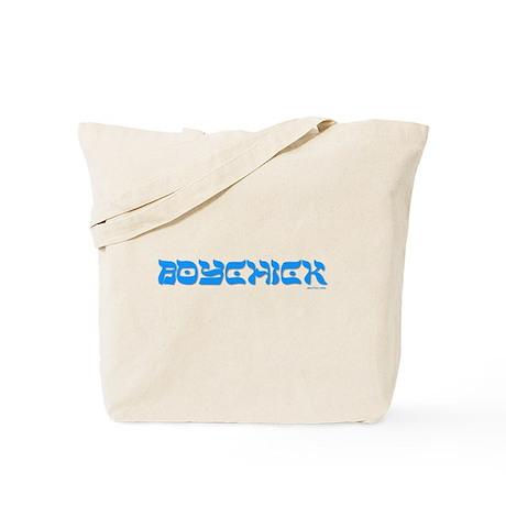 Boychick Yiddish Tote Bag