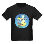 MICHIGAN Kids Dark T-Shirt