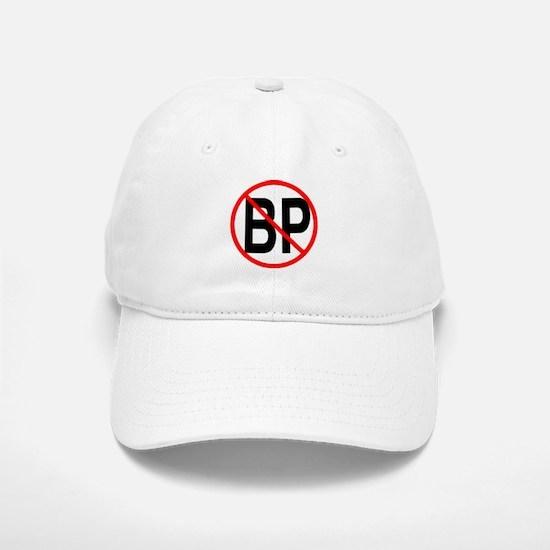 NO BP Baseball Baseball Cap
