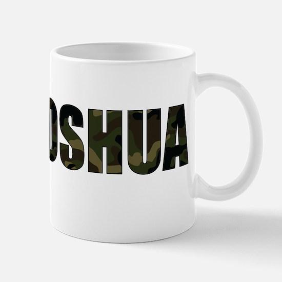 Camo Joshua Mug