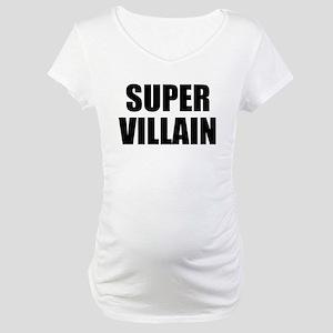 Super Villain Maternity T-Shirt