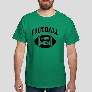 Football Mom Dark T-Shirt
