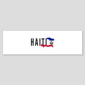 Haiti Sticker (Bumper)