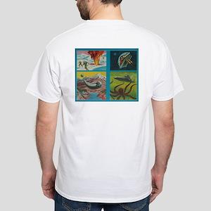 Tom Swift Junior Adventures White T-Shirt