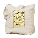 Wanted Cupid Tote Bag