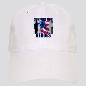 Support Our Heros Cap