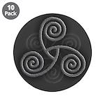 Celtic Triple Spiral 3.5