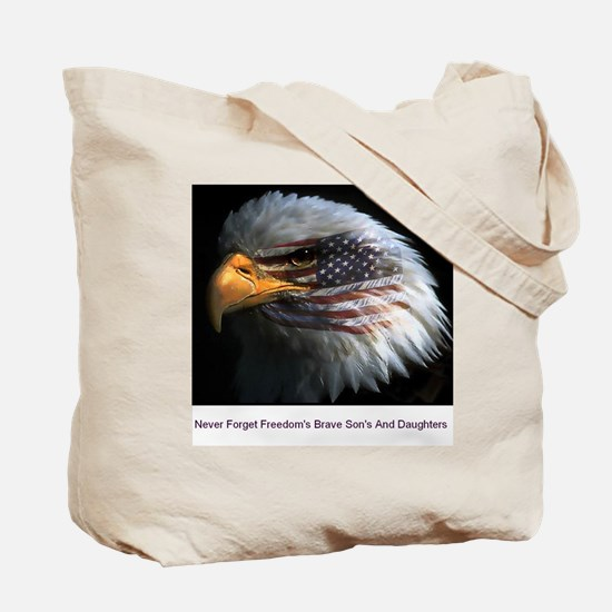 Funny Military Tote Bag