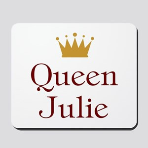 Queen Julie Mousepad