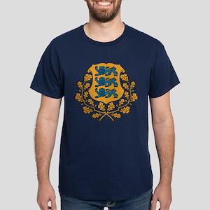 Estonia-Eesti Vabariik Dark T-Shirt