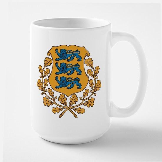 Estonia-Eesti Vabariik Large Mug