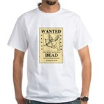 Wanted Cupid White T-Shirt