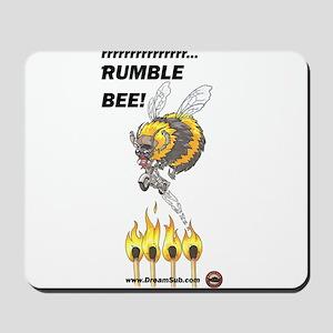 Rumble Bee Mousepad