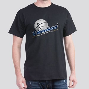Cleveland Basketball Dark T-Shirt