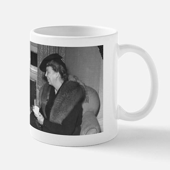 Eleanor Roosevelt Mug