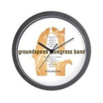 Groundspeed Wall Clock