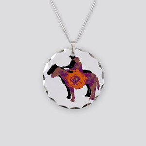 FACE THE TRAIL Necklace