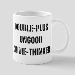 Crimethink Mug