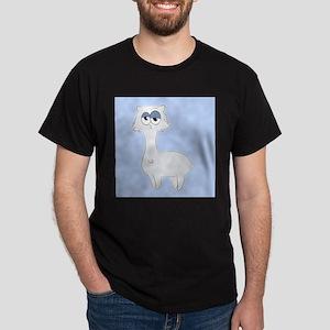 Grumpy Persian Cat Llama T-Shirt