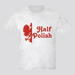 Half Polish Kids Light T-Shirt