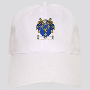 Wall Family Crest Cap