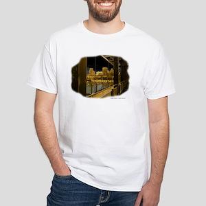 Golden Montreal White T-Shirt