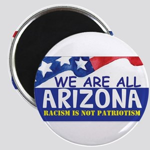 We Are All Arizona Magnet
