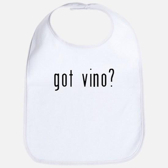 got vino? Bib