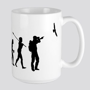 Bird Watcher Large Mug