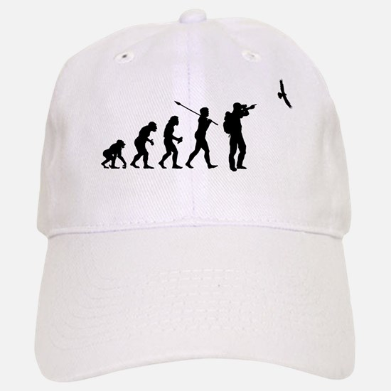 Bird Watcher Baseball Baseball Cap