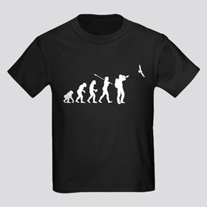 Bird Watcher Kids Dark T-Shirt