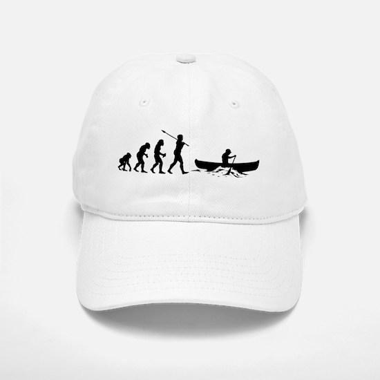 Canoer Baseball Baseball Cap