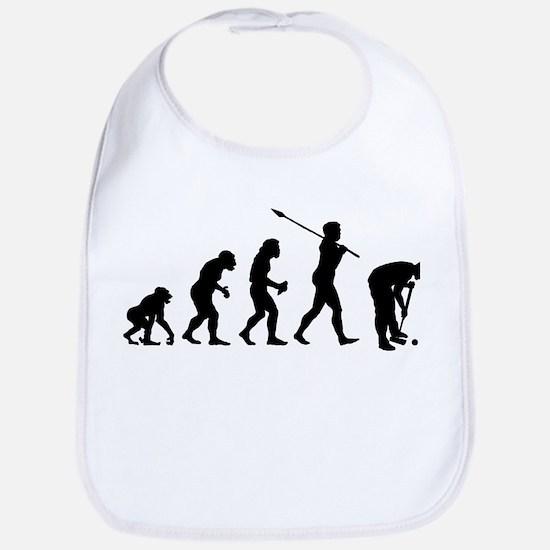 Croquet Player Bib