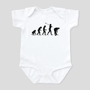 Croquet Player Infant Bodysuit
